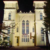弘前-8 日本キリスト教団弘前教会 周辺散策 ☆岩木山・歴史的建造物など