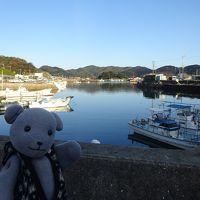 01周防大島のお宿に向かう道すがら(年末旅行2016その1)