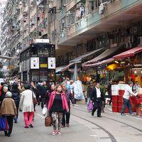 358-マイルで行く2度目の香港�…トラムそして33,000歩歩いてのパワースポット巡り