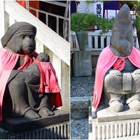 申年の初詣は猿にゆかりの社寺へ:赤坂・日枝神社~虎ノ門・栄閑院猿寺