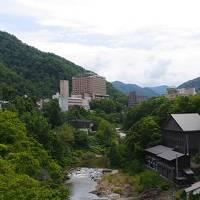 201507北海道旅行 第27回 初日【札幌・定山渓温泉】