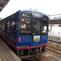 北陸観光列車めぐり旅:②のと鉄道~のと里山里海号~