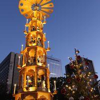 2015年 東京ぶらり歩き NO.16 丸の内でクリスマスイルミネーション!東京クリスマスマーケット2015&丸の内Bright Christmas 2015 (2015年12月)
