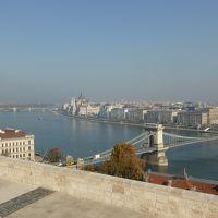 再びのヨーロッパ、ウィーン・ブダペストを一人旅 #7(ブダペスト2日目�)2015.11.05