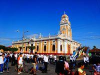 4連休でニカラグア(2) グラナダ&モンバッチョ火山