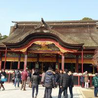 大宰府のおでん、博多の生け簀、呼子のイカ、長崎の中華、うまかー巡り、その1
