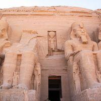 5000年の歴史、念願のエジプト旅行(その4、アスワン〜アブシンベル編)