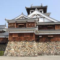 2016年2月 福知山城(神呪寺〜丹波水分かれ公園〜福知山城)