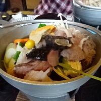 水戸日帰りの旅 「水戸山翠」であんこう料理コース