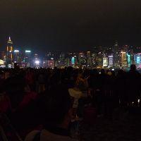 母と行く初めての香港+マカオ:1