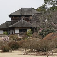 初めての水戸 #1 - 徳川斉昭設計の偕楽園 「好文亭」