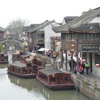 ニーハオ!上海をイク!�君がみ胸に抱かれて聞きたい蘇州夜曲、だけど一人でレッツゴー!