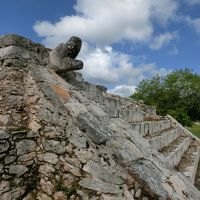 ウシュマル遺跡周辺