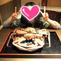 カニ食べ行こう〜♪ サンダーバードで行く加賀温泉の旅〜たちばな四季亭
