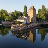 【子連れヨーロッパ1ヶ月の旅】最終目的地は美しい水の都ストラスブールへ再訪