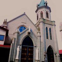 函館10 カトリック元町教会/周辺の伝統的建造物  ☆函館ハリストス正教会も近く