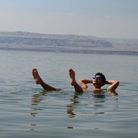 死海周辺(ヨルダン側)