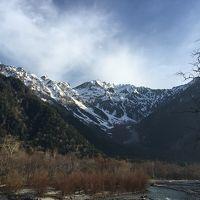 高山、平湯、上高地。開山祭前の人が少ない上高地ハイキング
