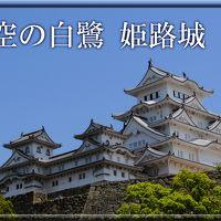 天空の白鷺 姫路城