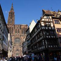 パリ〜アルザス・ドライブ #3 - プティット・フランスと大聖堂の展望台へ!