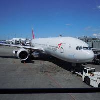 アシアナ航空ビジネスクラスでシアトルへ