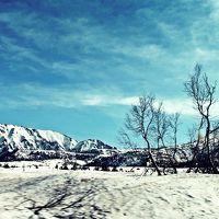 雪山Girl☆天空の秘湯へ/日本一がゴーロゴロの銀世界【2016.G.W.家族と歩く立山-室堂】