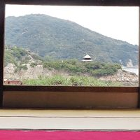 鞆の浦-5 福禅寺・対潮楼 弁天島/仙酔島に対峙 ☆「日東第一形勝」の景