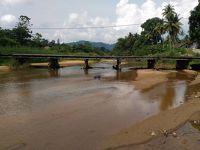 クアンタン近郊をチャリで廻ってみる。その1:Gua Charas&Sungai Lembing編