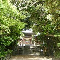 九州 :「宮地嶽神社」から 玄界灘 「志賀海神社」 強き皇后の光の道をたどって。