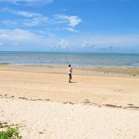 南の島へ!8ヶ月の息子、デビュー翌日は小浜島�