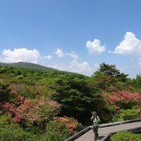 リゾート那須野満喫号で那須へ〜八幡のツツジと南ヶ丘牧場へ〜