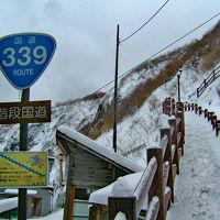 雪!雪!雪! 津軽半島冬景色