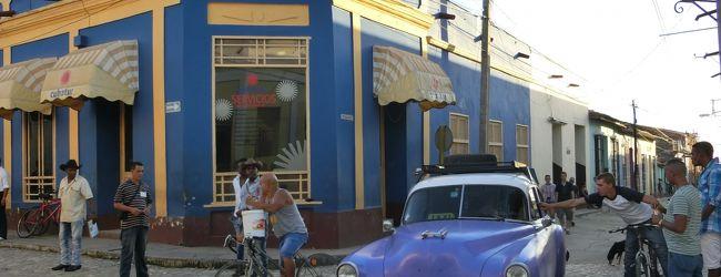 トリニダー旧市街
