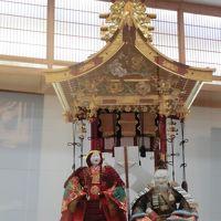 飛騨の国へ二人旅・朝市と高山祭り会館を楽しむ