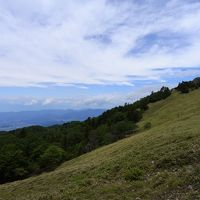初夏の大菩薩稜線歩き