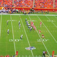 アメリカ中西部 スポーツ観戦 (MLB & NFL) の旅 (3)