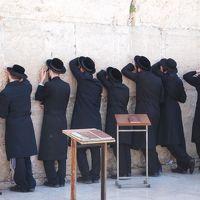 イスラエル(1)嘆く前に潜る/エルサレム旧市街