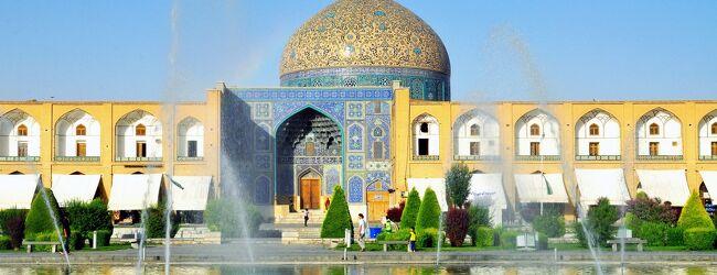 イランに行ってきましたぁ。