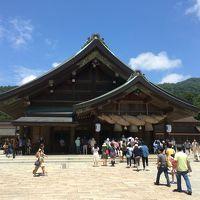 メタボも関係なし! 彦根〜出雲〜松江 食べ飲み・神社参拝・お城見学一人旅 2016年7月