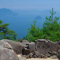 広島県廿日市市 厳島神社と宮島ロープウェイで弥山登山(2016年7月)