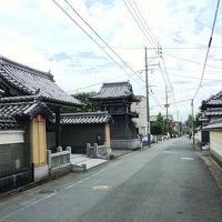 久留米の寺町を気ままにぶらり旅