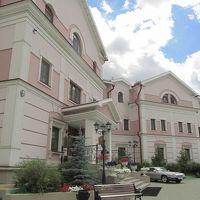 2016年ロシア黄金の環めぐりの旅・ハイライトその7【スズダリのホテルと朝食】1つの村のようなところも含めて一番気に入ったニコラエフスキー・ポサド(3つ星ホテル)