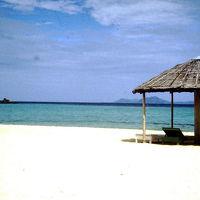 1983年年末フィリピン・シコゴン[Philippines Sicogon Island]島旅行