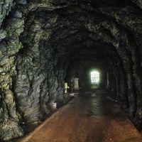 素掘り地下迷路の天国・地獄巡りの廃墟