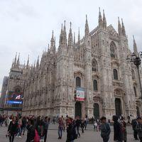 イタリア★ 個人旅行でミラノだけ★ くまなくミラノを回ります!