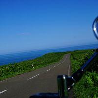 2016北海道バイク旅10日間vol.3(オホーツクと知床の風景)