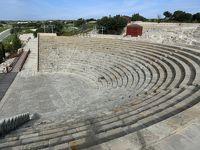 クリオン古代遺跡 (ローマ野外劇場)