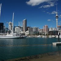 2016年夏季休暇 ニュージーランド旅行 �オークランド