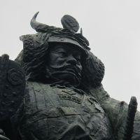 天気が悪いのはわかっていたが、18きっぷの期限が近付いていたので甲府へ行ってきた