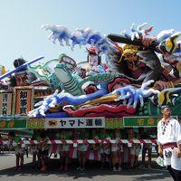 2016.8 秋田・青森 ?2日目/青森ねぶた祭り2016?